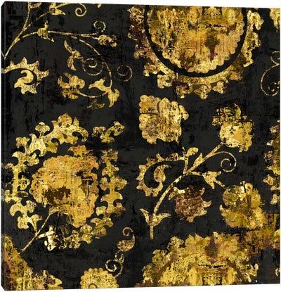 Adornment In Gold II Canvas Print #ERO9