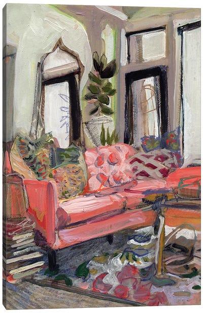 August 22 Canvas Art Print