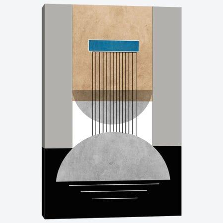 Sounds Good Canvas Print #ERT102} by Roberto Moro Art Print