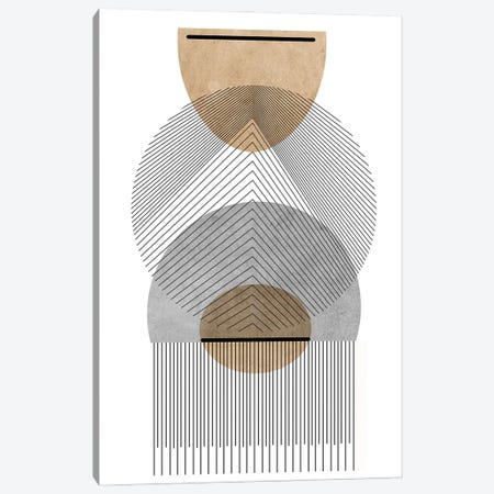 Interference Canvas Print #ERT106} by Roberto Moro Canvas Art