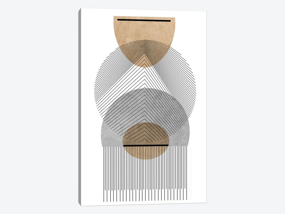 Interference by Roberto Moro 1-piece Canvas Print
