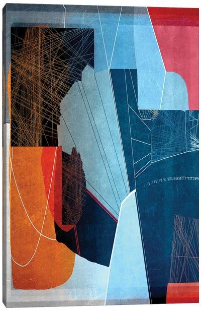Complex Canvas Art Print