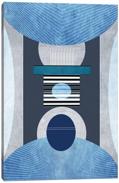 Multiplex II Canvas Art Print