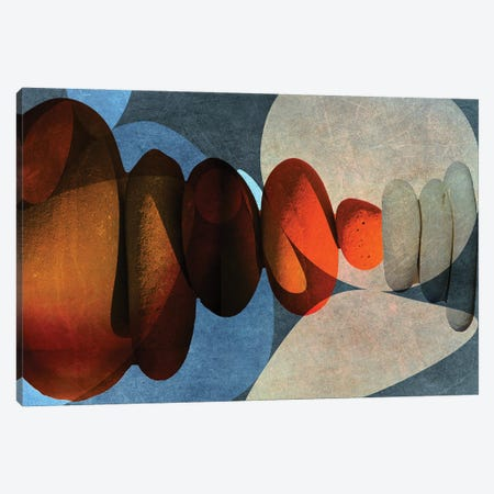 Holding Together Canvas Print #ERT10} by Roberto Moro Canvas Wall Art