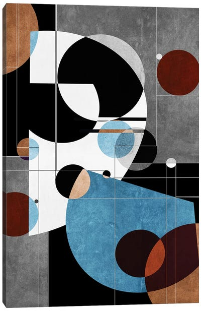 Distinctive Canvas Art Print