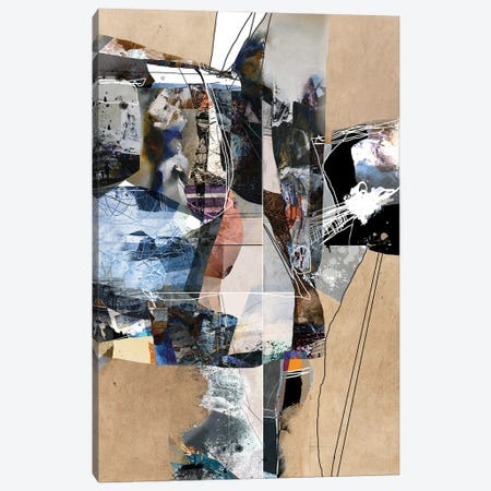The Walk Canvas Print #ERT119} by Roberto Moro Canvas Artwork