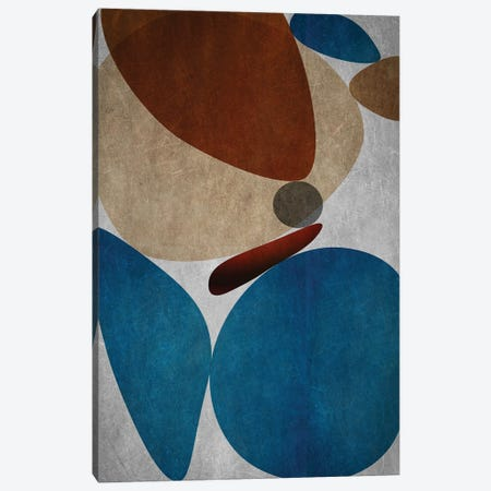 Stacked Canvas Print #ERT11} by Roberto Moro Canvas Artwork
