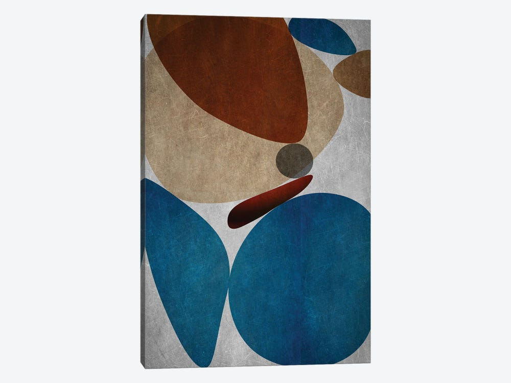 Stacked by Roberto Moro 1-piece Canvas Artwork