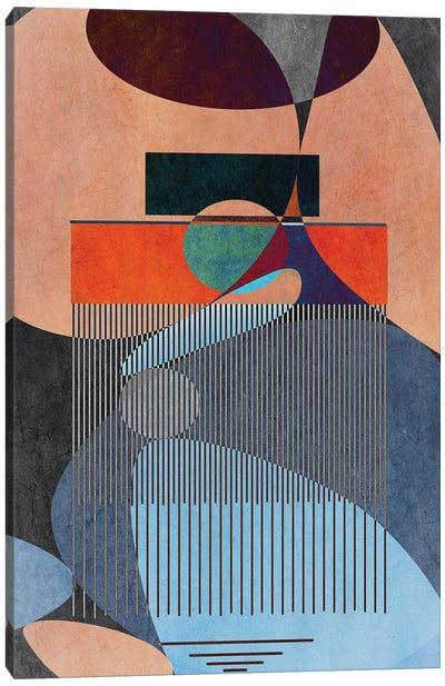 Circumvolution Canvas Art Print