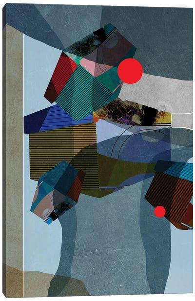 Buxom Canvas Art Print