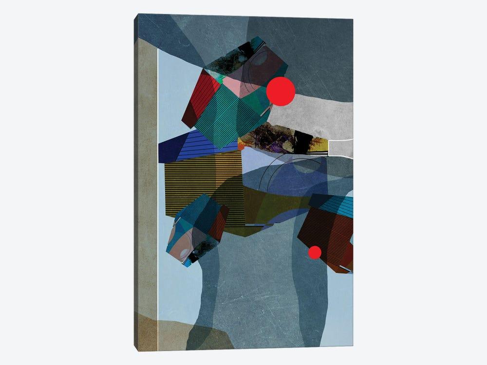 Buxom by Roberto Moro 1-piece Canvas Art Print