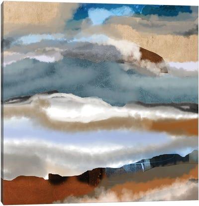 Misty Canvas Art Print
