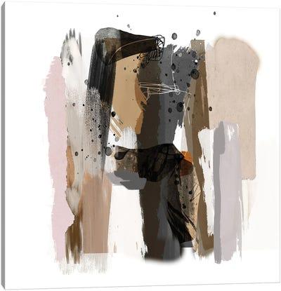Fragments II Canvas Art Print