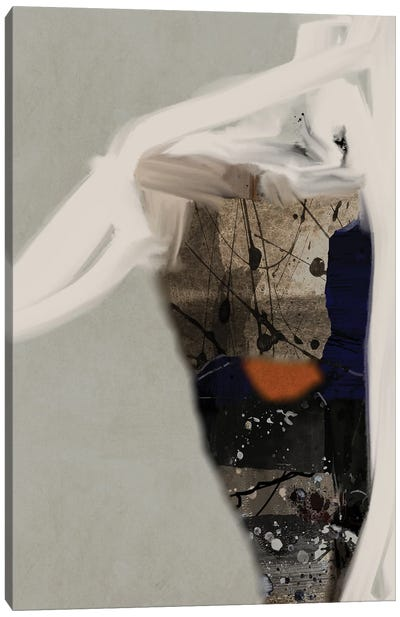 Emerging II Canvas Art Print