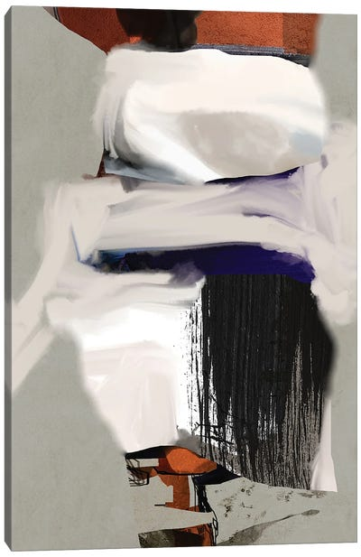 Emerging III Canvas Art Print