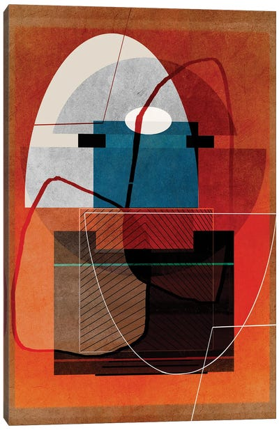 Abstraction Canvas Art Print