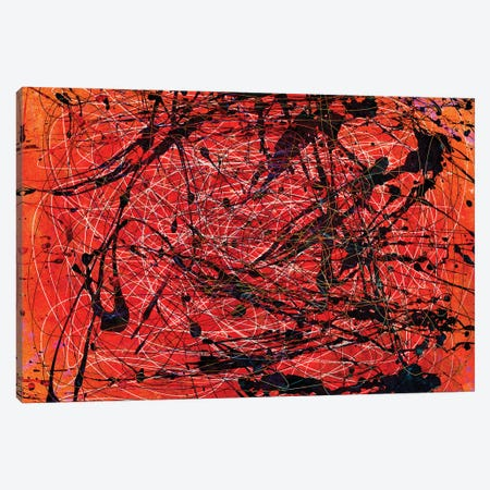 Hi Jack Canvas Print #ERT148} by Roberto Moro Canvas Art Print
