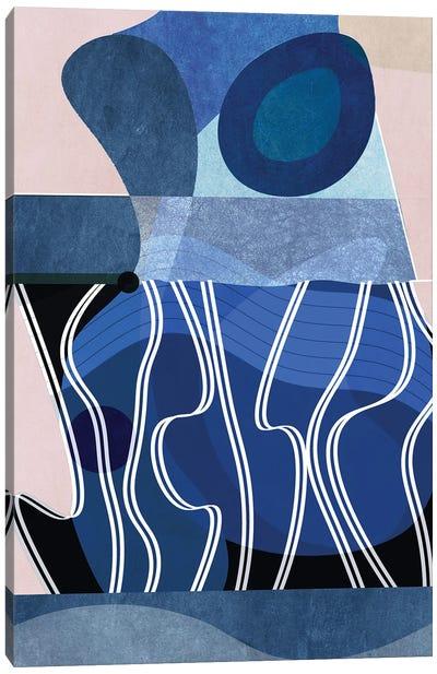 Swing I Canvas Art Print