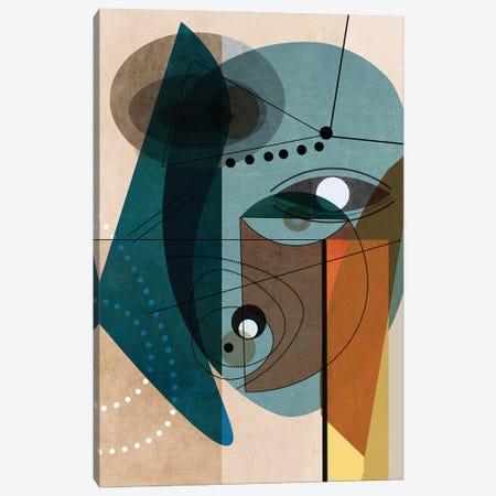 Peep Canvas Print #ERT154} by Roberto Moro Canvas Print