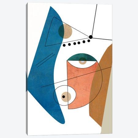 Genuine II Canvas Print #ERT156} by Roberto Moro Canvas Art Print