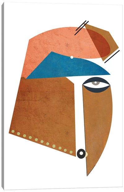 Genuine III Canvas Art Print