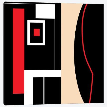 Framework III Canvas Print #ERT163} by Roberto Moro Art Print