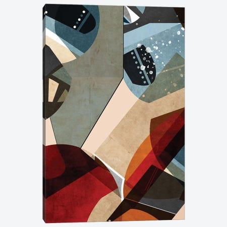 Designing The Future Canvas Print #ERT16} by Roberto Moro Art Print