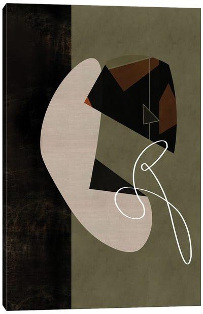 Simulacrum Canvas Art Print
