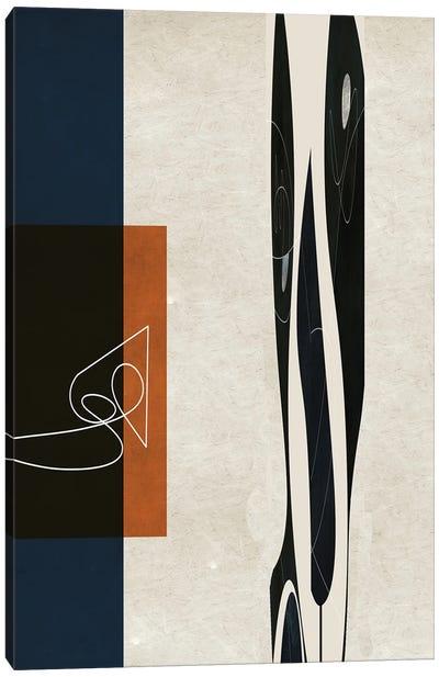 Eclectic Canvas Art Print