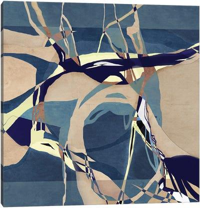 Entangled Canvas Art Print