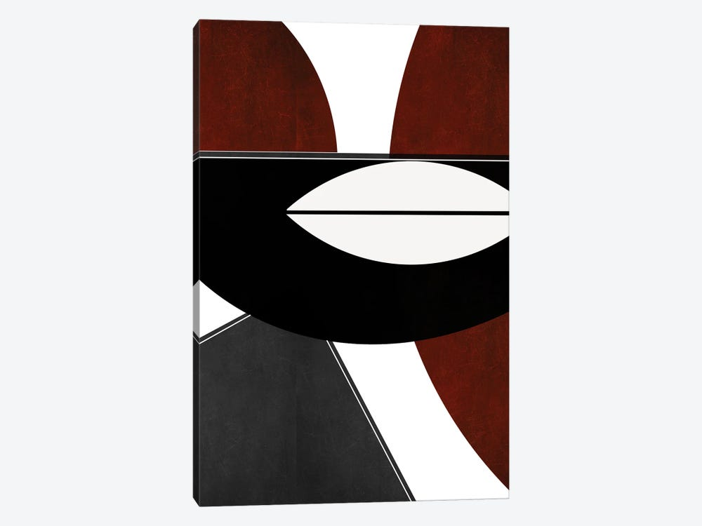 Kiss Me by Roberto Moro 1-piece Canvas Art Print