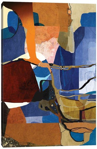 Color Symphony Canvas Art Print