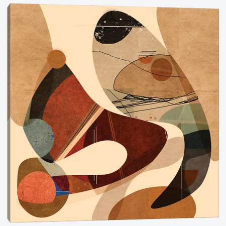 Tell Me Canvas Print #ERT41} by Roberto Moro Art Print