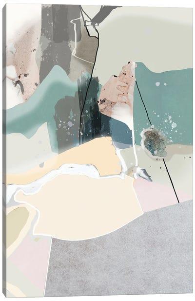 Abstract Landscape Canvas Art Print