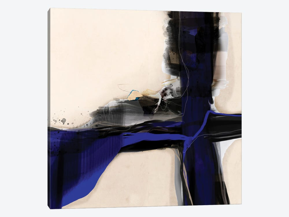 Blue Vein I by Roberto Moro 1-piece Art Print