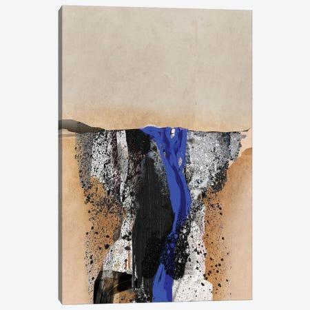 Blue Vein III Canvas Print #ERT54} by Roberto Moro Canvas Art Print