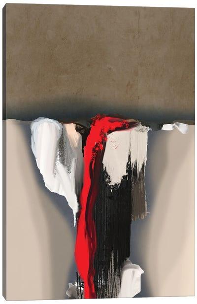Over The Edge Canvas Art Print