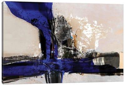 Blue Vein IV Canvas Art Print