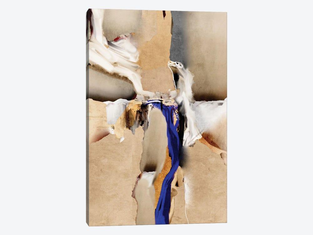 Blue Vein V by Roberto Moro 1-piece Canvas Art Print