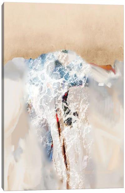 Overflow Canvas Art Print