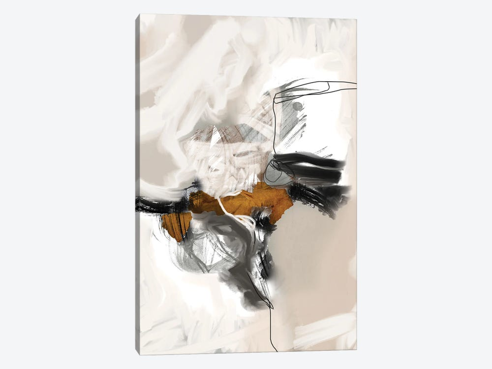 Can't Tell by Roberto Moro 1-piece Canvas Art Print