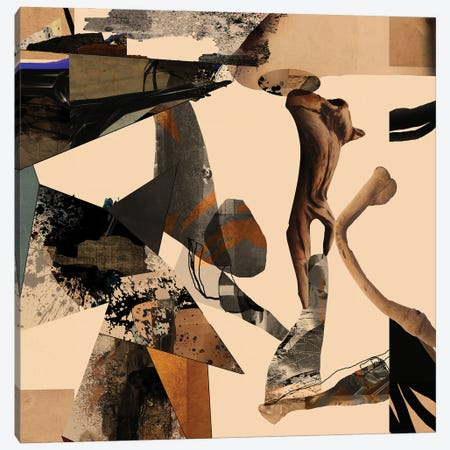 Collage Canvas Print #ERT74} by Roberto Moro Art Print