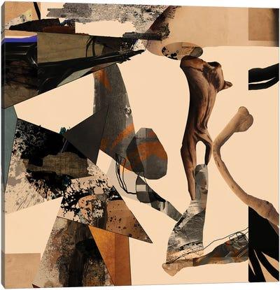 Collage Canvas Art Print