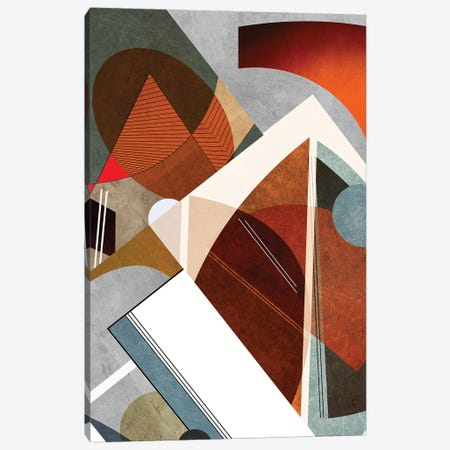 Geometry Canvas Print #ERT8} by Roberto Moro Canvas Artwork