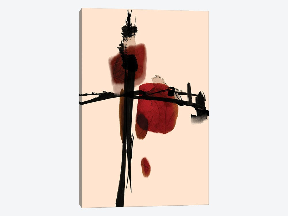 Asian Touch by Roberto Moro 1-piece Canvas Art Print