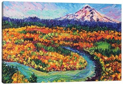 Josrund Views Canvas Art Print