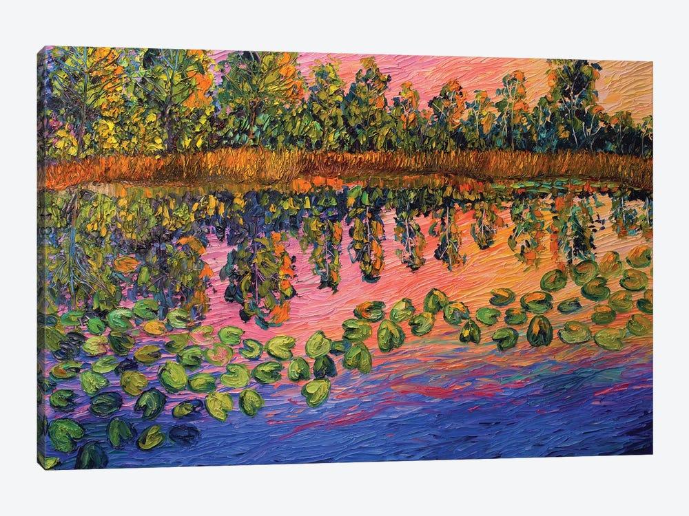 Rowena Pond by Eryn Tehan 1-piece Art Print