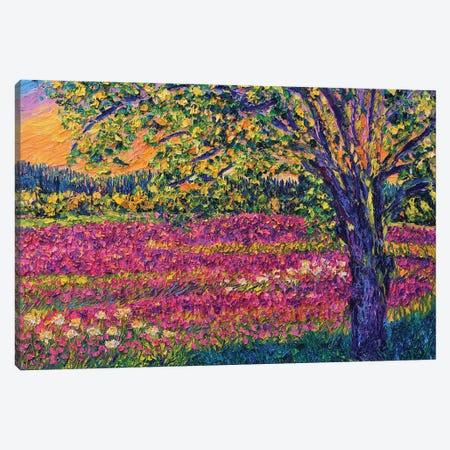 Shelby's Oak Canvas Print #ERY36} by Eryn Tehan Canvas Wall Art