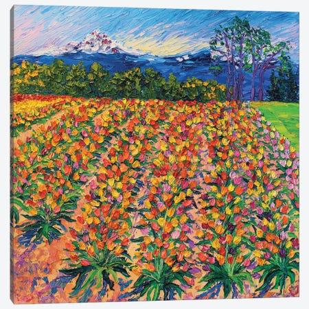 Eternal Spring Canvas Print #ERY66} by Eryn Tehan Canvas Art Print