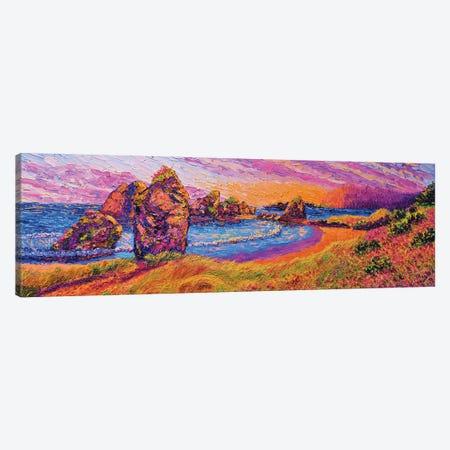Golden Light Canvas Print #ERY77} by Eryn Tehan Canvas Wall Art